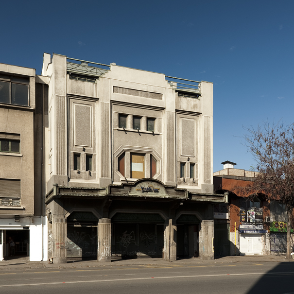 Teatro Picaresque (actual Discoteca Punta Brown)